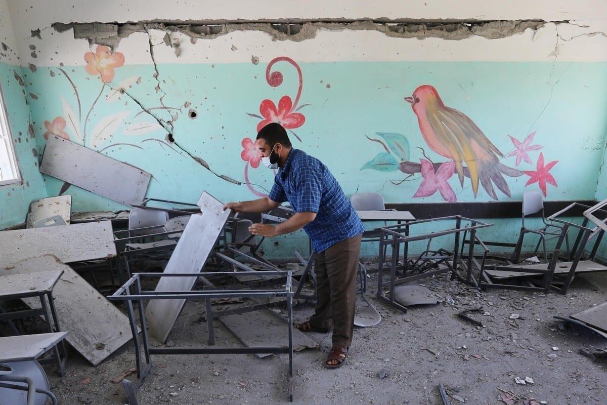 La Franja de Gaza: Entre un nuevo ciclo de destrucción y promesas de reconstrucción