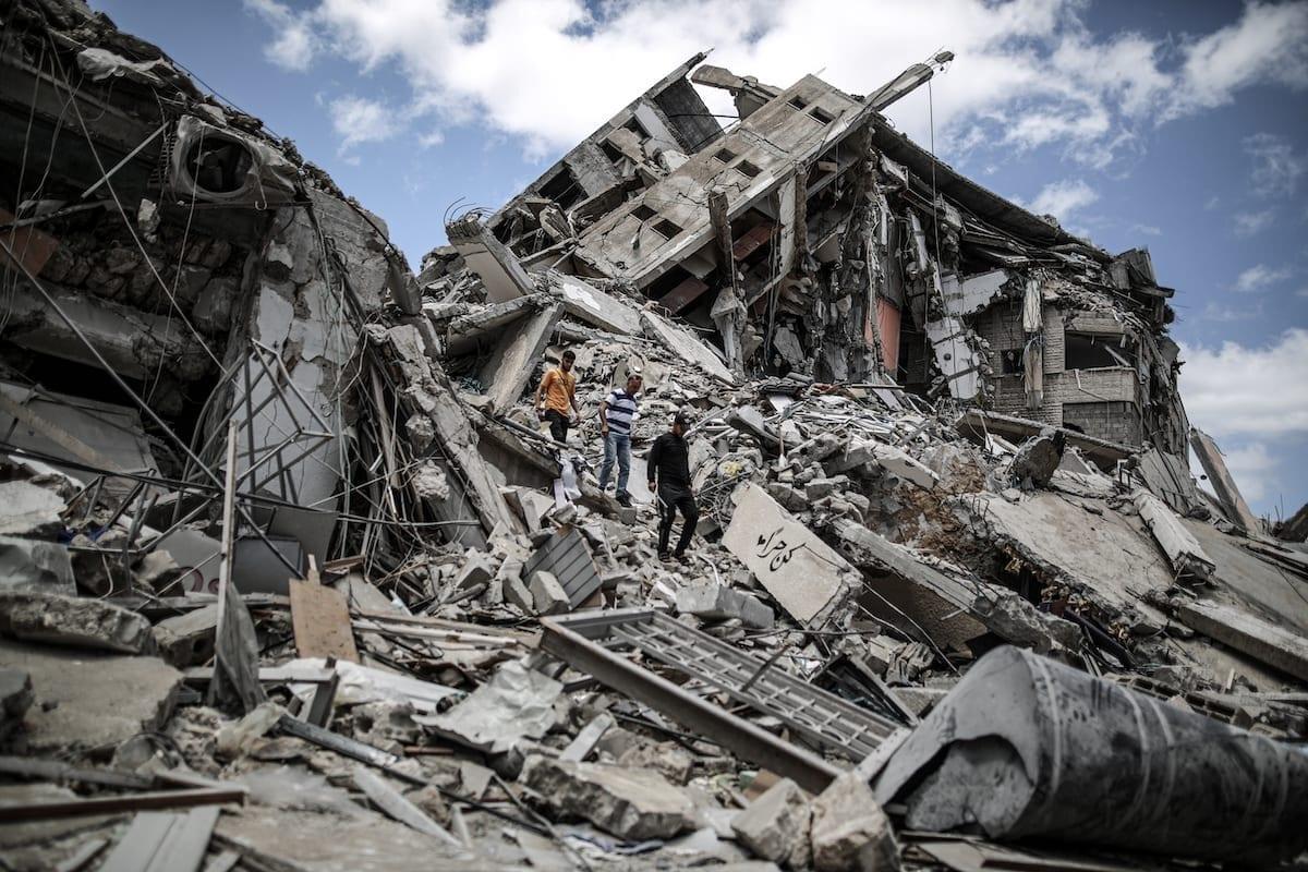 El coste humano y material del ataque de Israel a Gaza