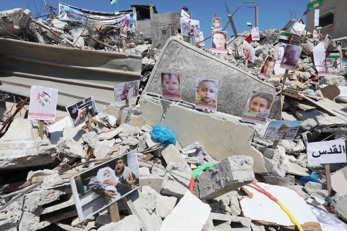 Es un deber oponerse a las exigencias de Israel para la reconstrucción de Gaza