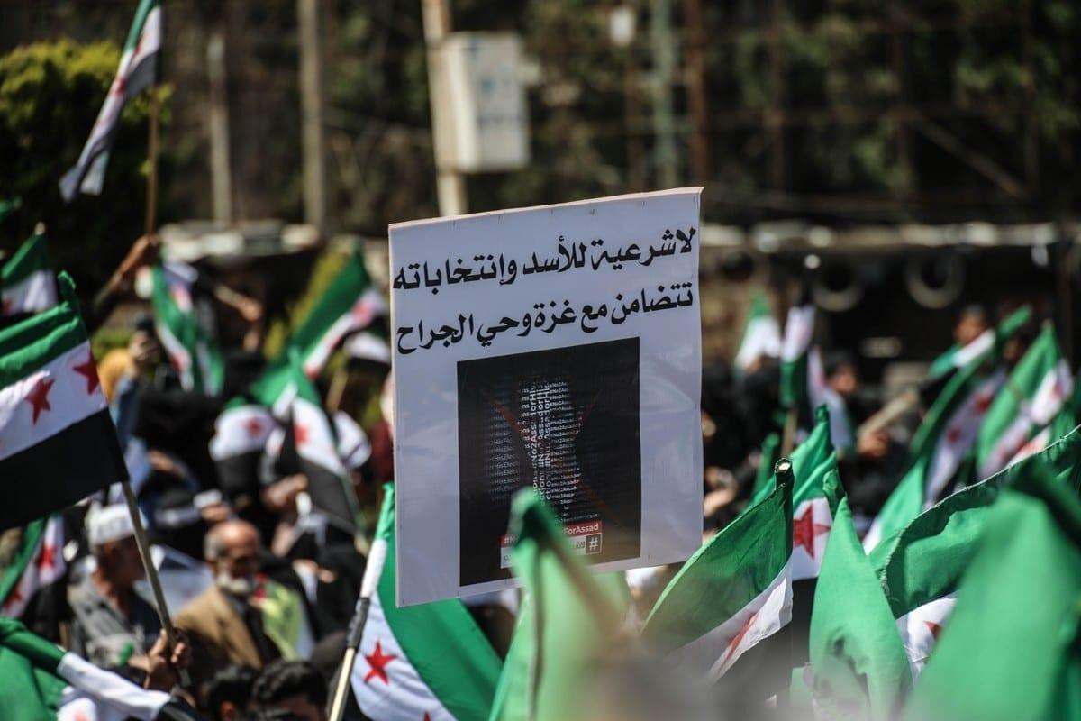 ¿Qué sigue después de la farsa electoral de Assad?