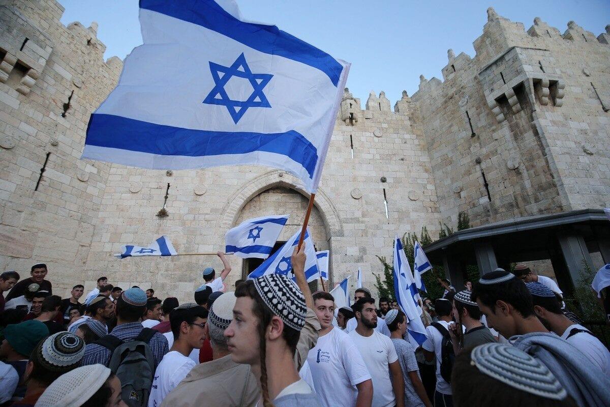 La ultranacionalista Marcha de las Banderas ha sido un reclamo para la resistencia palestina