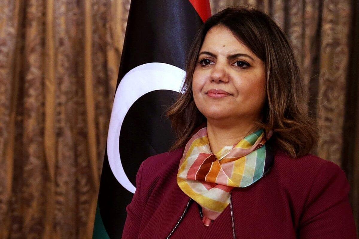 ¿Se verá obligada a abandonar su puesto la primera mujer ministra de Asuntos Exteriores de Libia?