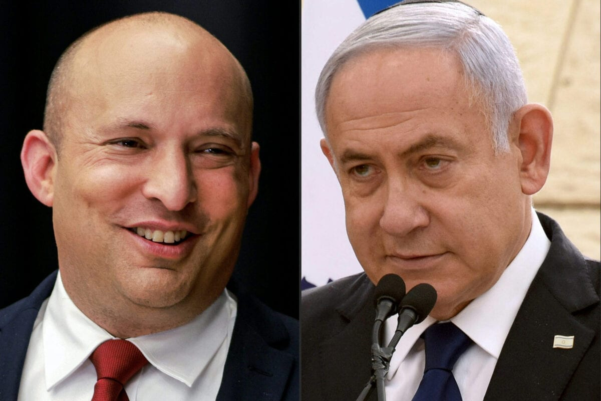 El circo político israelí