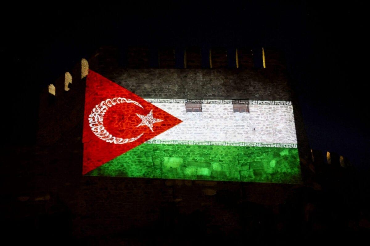 Las únicas botas turcas sobre el terreno en Palestina están en los pies de los soldados israelíes