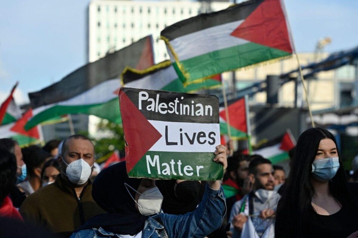 Las vidas de los palestinos sí importan