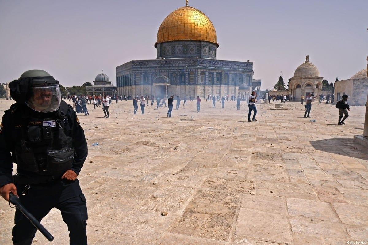 La custodia de Jordania sobre los lugares sagrados de Jerusalén a tela de juicio