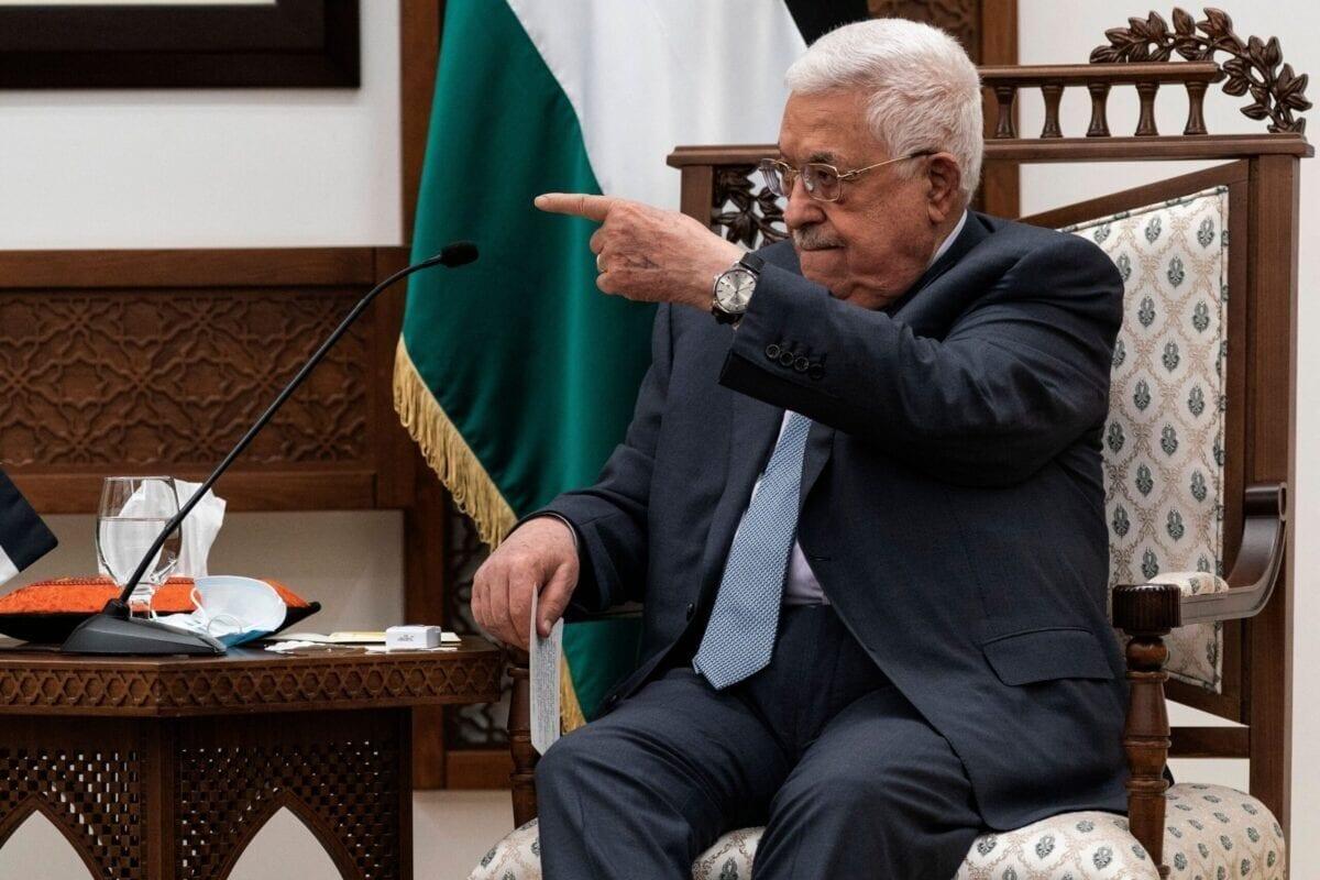 A pesar de no tener un plan B, Abbas sigue recibiendo elogios