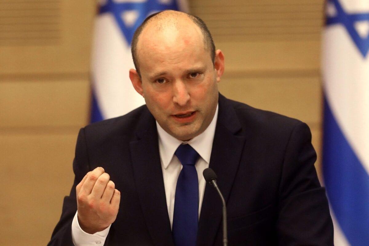 Los funcionarios de la UE encuentran un punto en común con Naftali Bennett