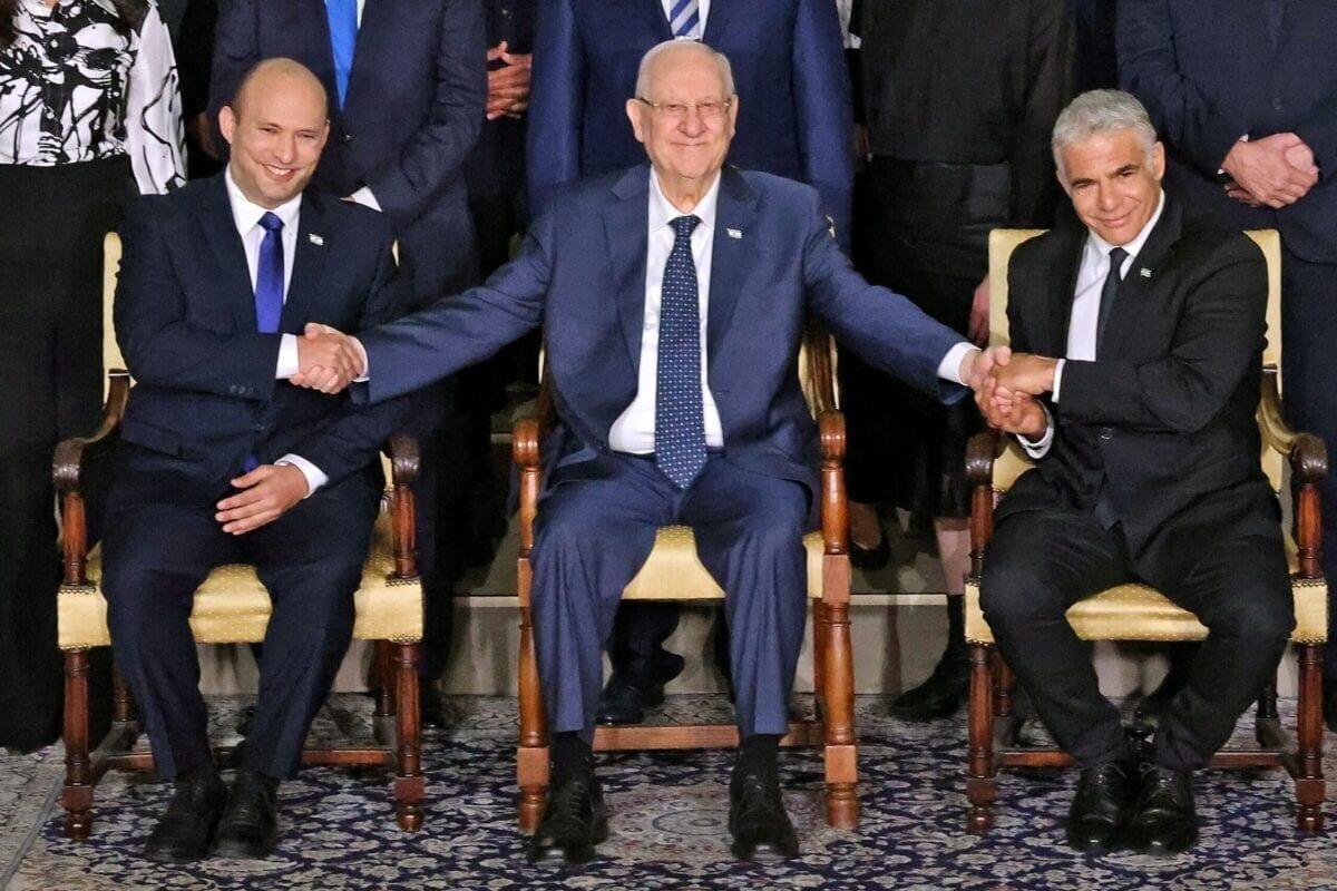 El nuevo gobierno de Israel comienza a trabajar con una agenda cargada