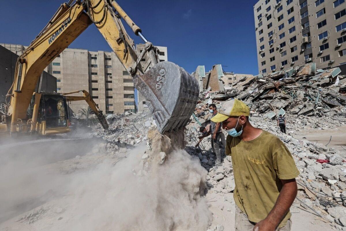 La AP espera beneficiarse del proceso de reconstrucción de Gaza