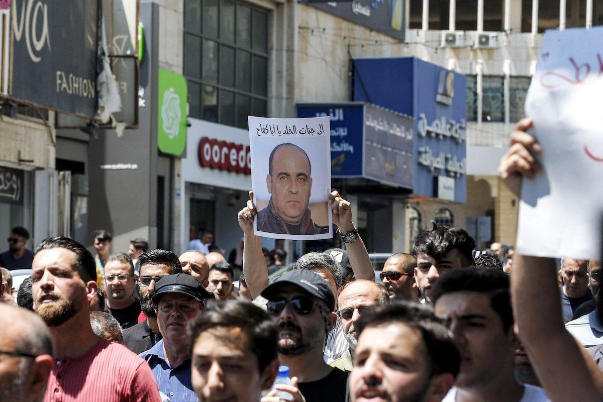 ¿Por qué mató la AP a Nizar Banat?