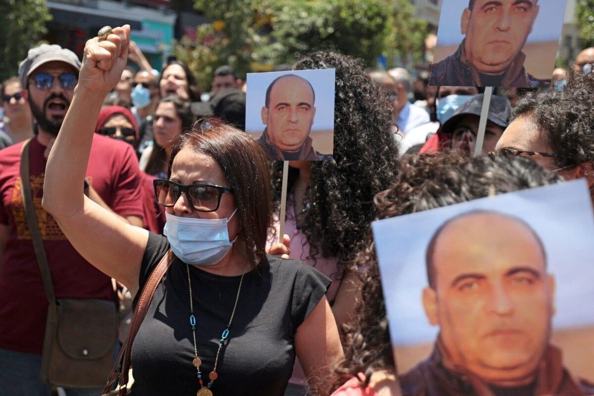 El asesinato de Nizar Banat significa que sólo hay una solución para los palestinos