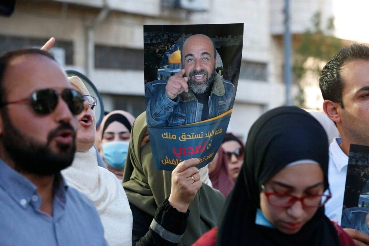 La autoridad títere está matando a los palestinos