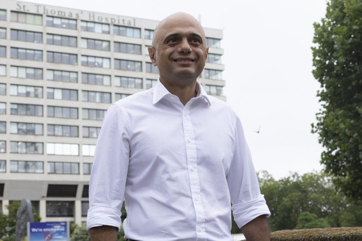 El nombramiento de un partidario de Israel como Secretario de Sanidad británico