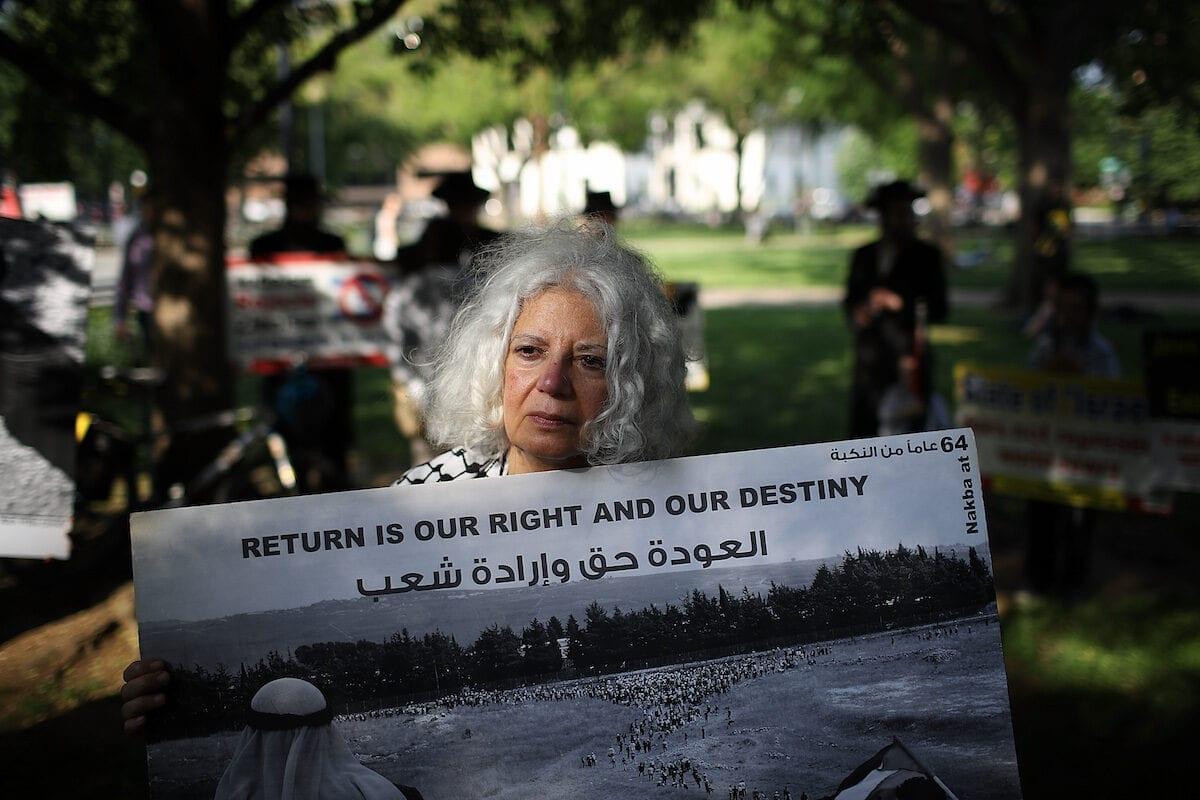 ¿Volver a mi país? Como palestina, me gustaría tener esa posibilidad
