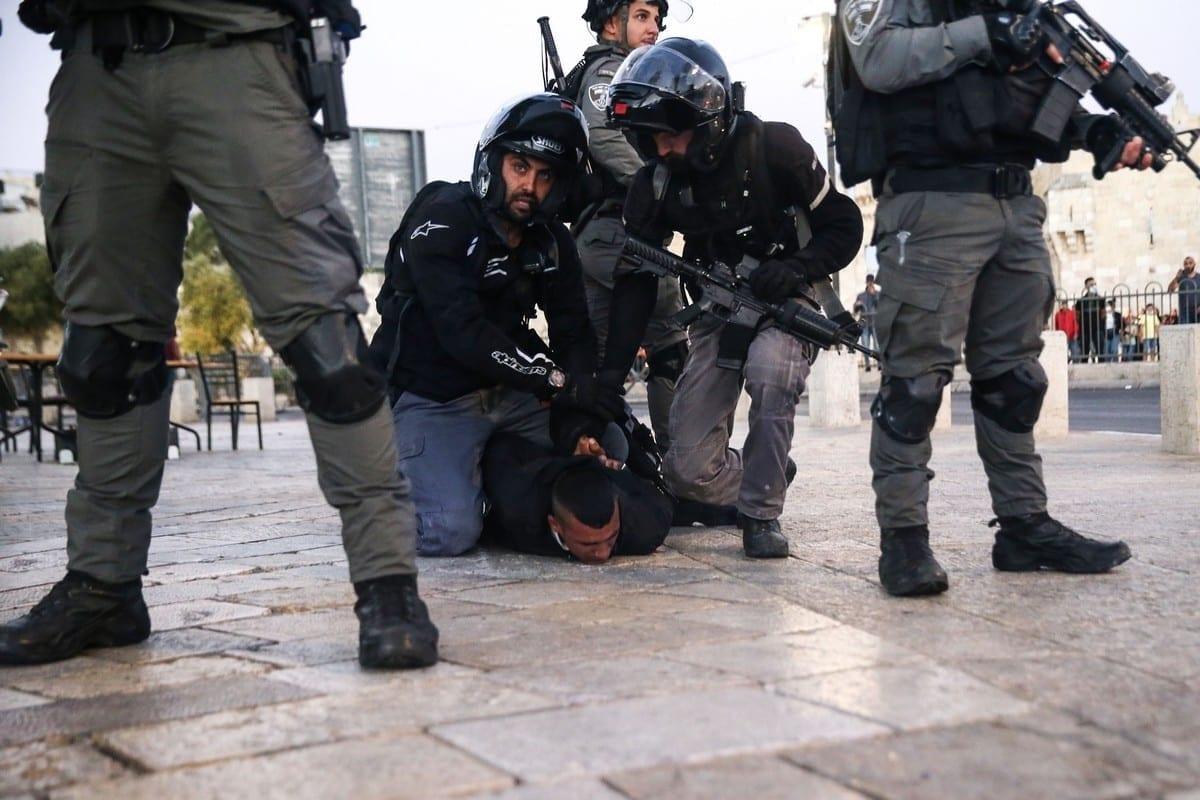 """El lema """"Muerte a los judíos"""" habría provocado un escándalo internacional, sin embargo el odio de Israel queda impune"""