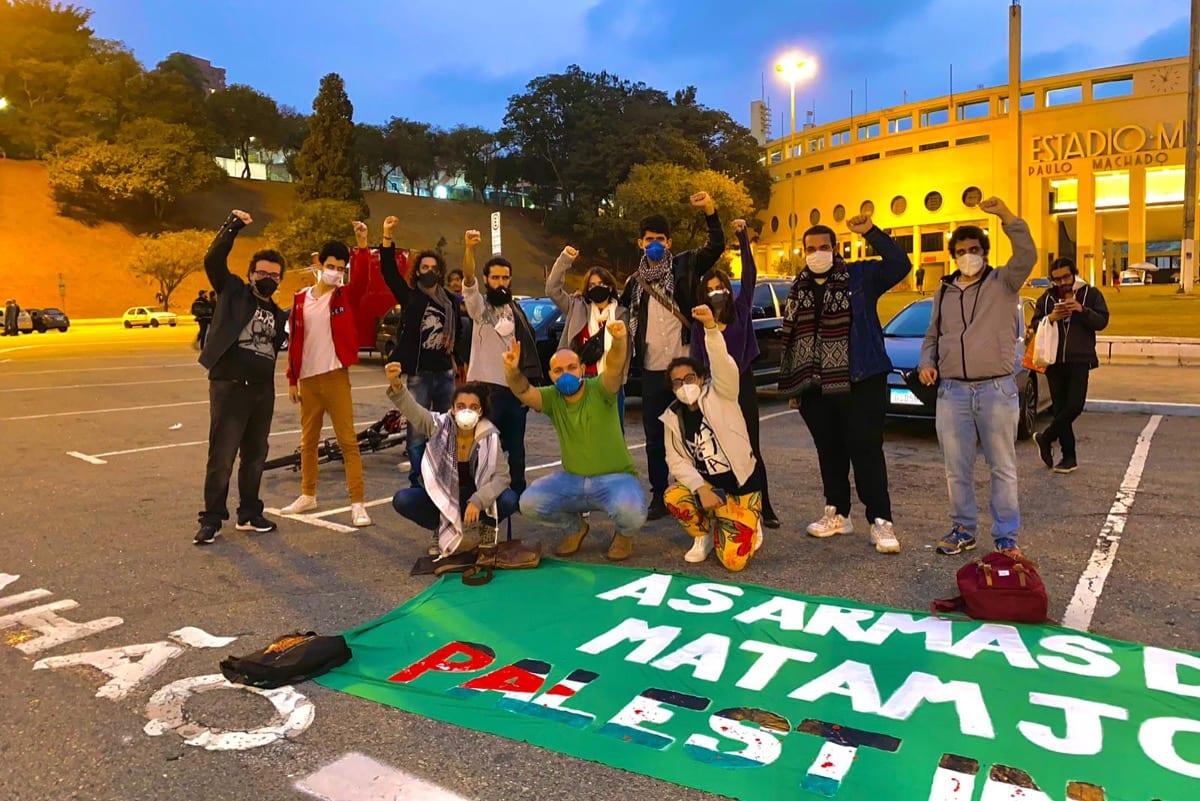 Somos la voz libre de Palestina: Brasil y Argentina sigue apoyando al país ocupado