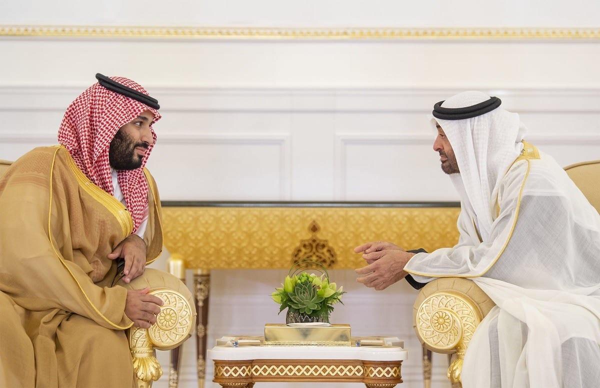 ¿Habrá llegado a su fin el compadreo entre Bin Salman y Bin Zayed?