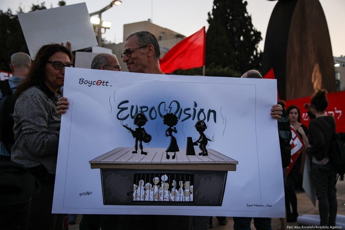 Cómo sustenta Europa a Israel