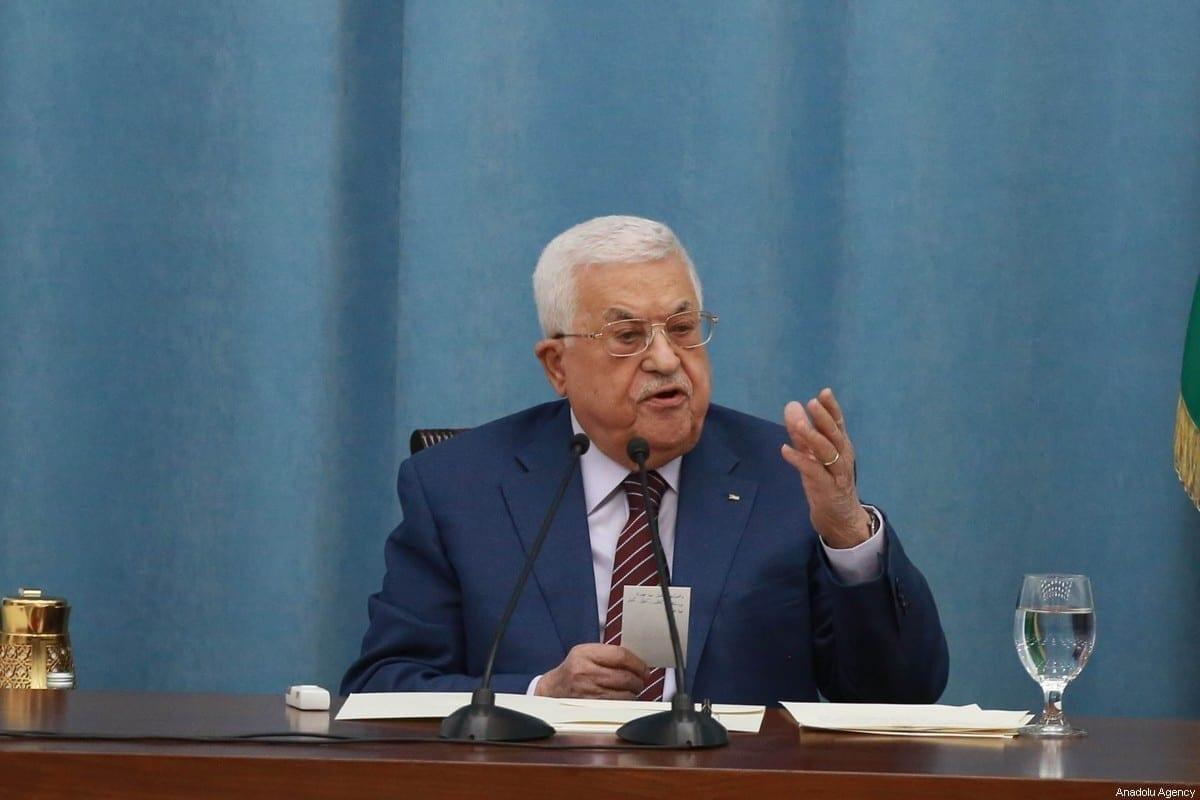 La AP no puede hablar de los derechos de los palestinos
