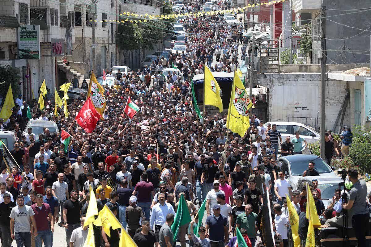 La situación de los palestinos es bien conocida, es hora de actuar