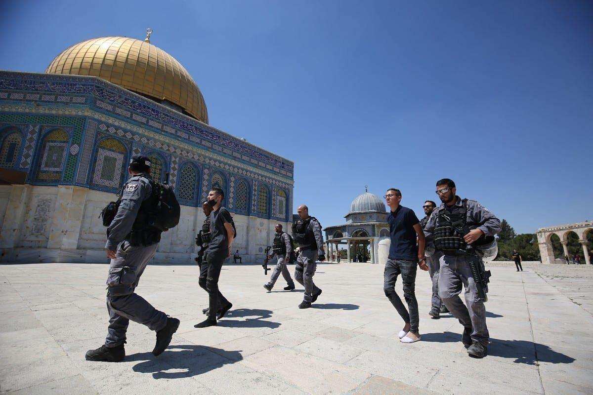 El nuevo gobierno de Israel sigue atacando la mezquita de Al-Aqsa
