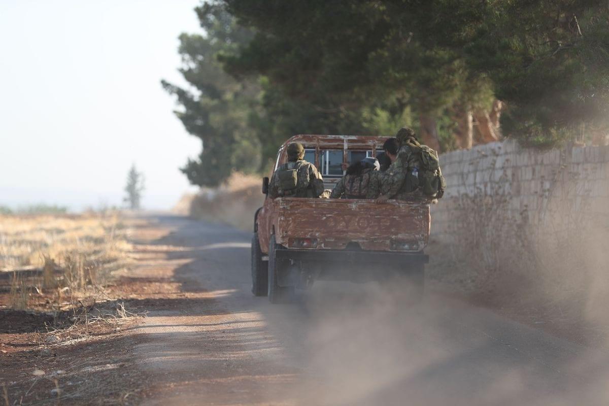 "A los combatientes extranjeros en Siria les dicen: ""Vuelvan a casa o únanse al HTS"""