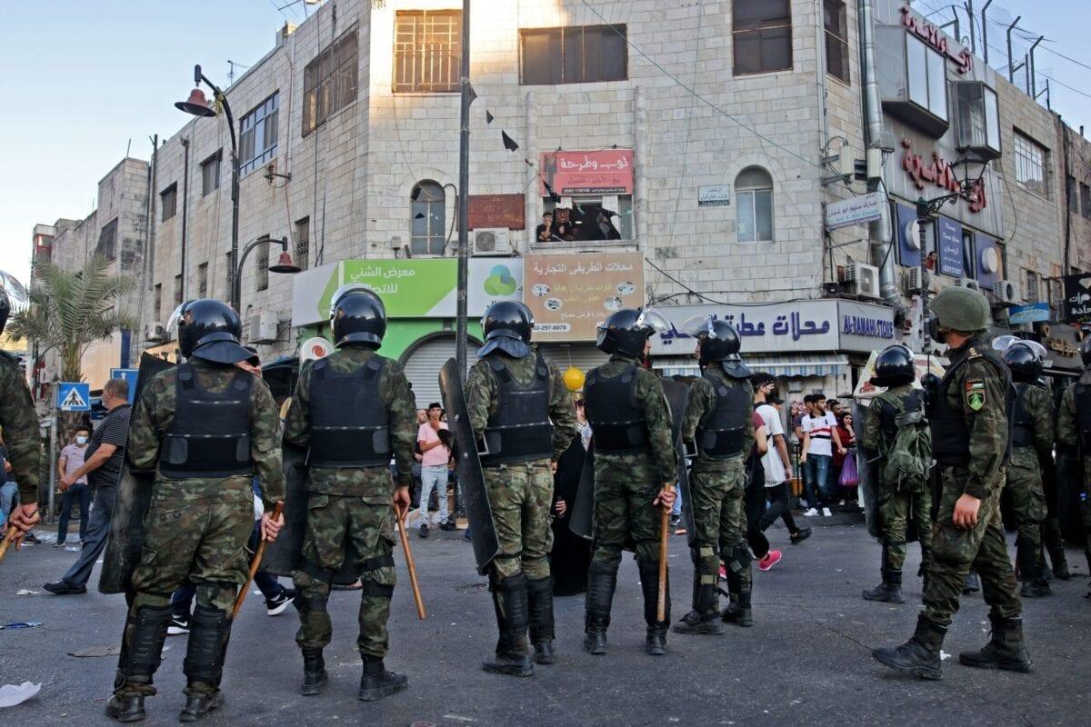 Los palestinos no son meros apéndices políticos de la Autoridad Palestina