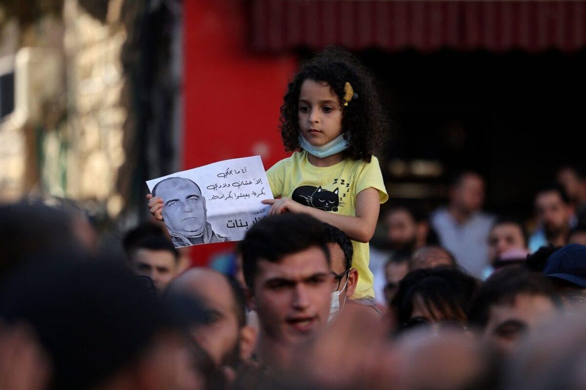 Mientras los palestinos exigen respuestas, a la AP no le queda más que la tiranía