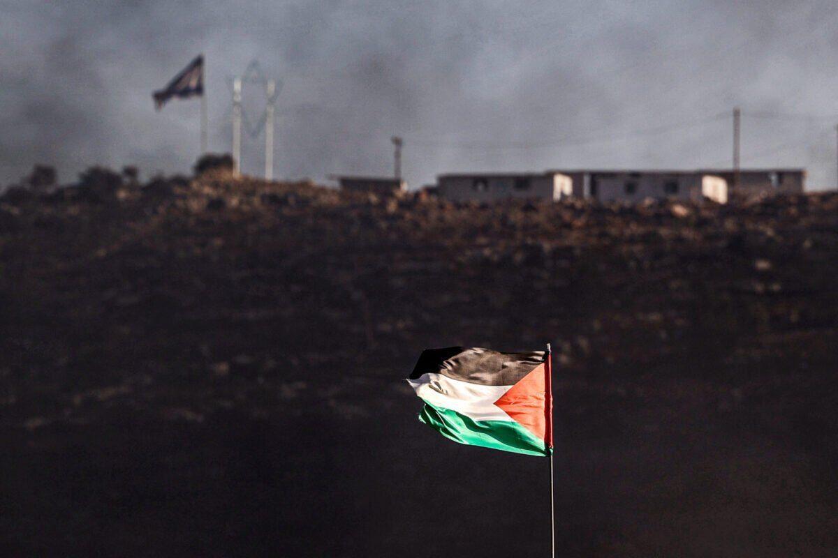 El compromiso de dos Estados normaliza el colonialismo israelí