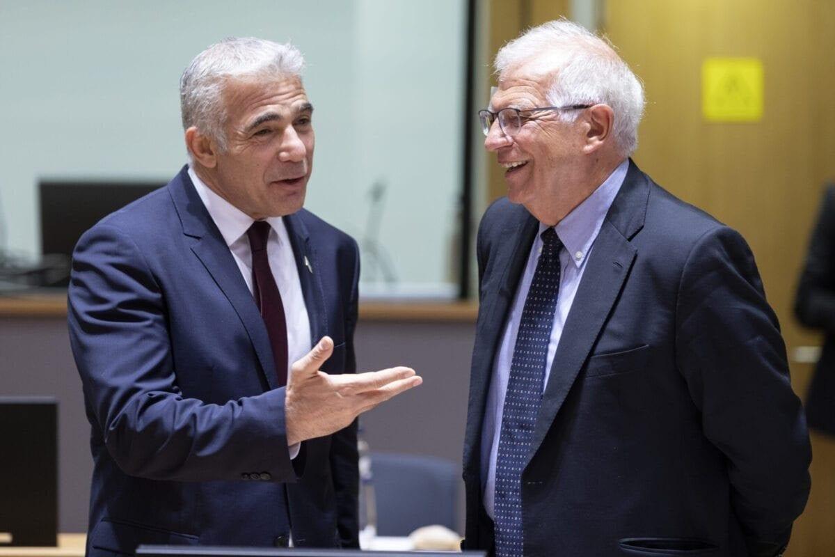 La UE respalda lo inviable, a favor de la expansión colonial de Israel