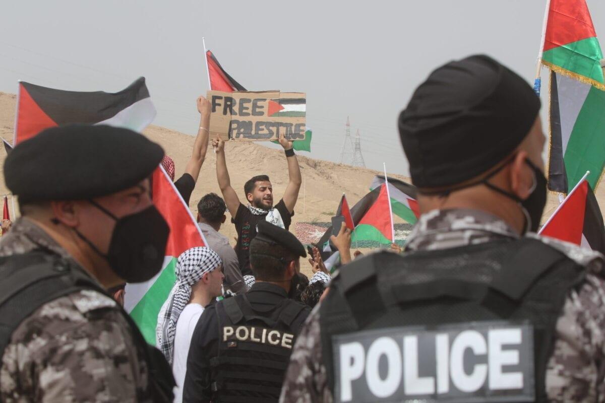 Israel da prioridad a sus relaciones con Jordania