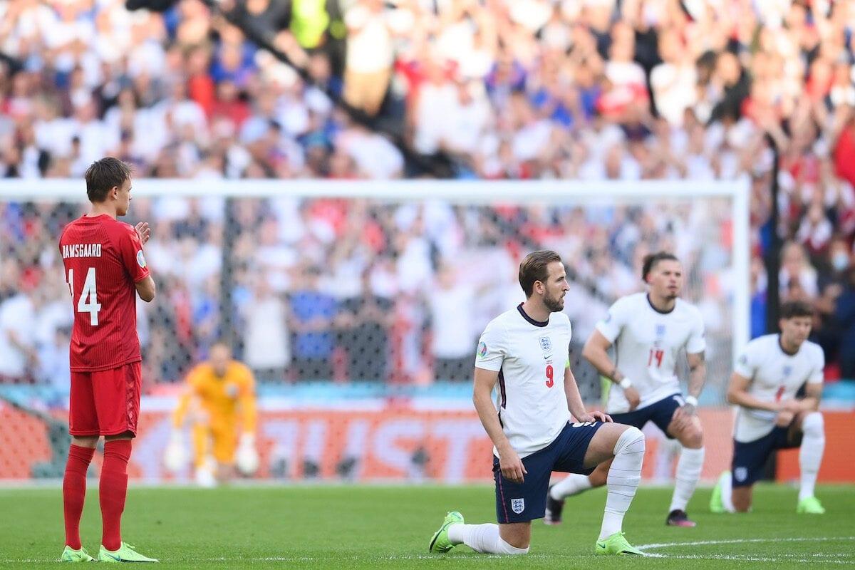 La solidaridad antirracista durante la Eurocopa 2020 no debería ser objeto de polémica