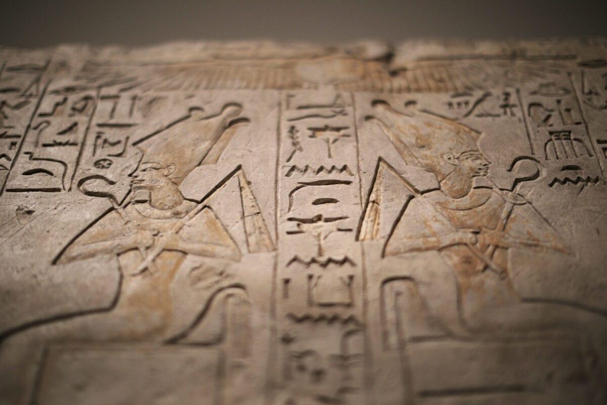 Las antigüedades de Egipto son un instrumento en la crisis de la presa de Etiopía
