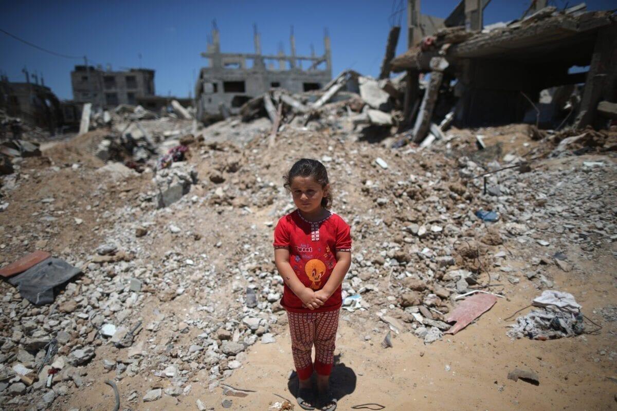 Dos meses después de la ofensiva militar de Israel, los palestinos de Gaza siguen viviendo el trauma