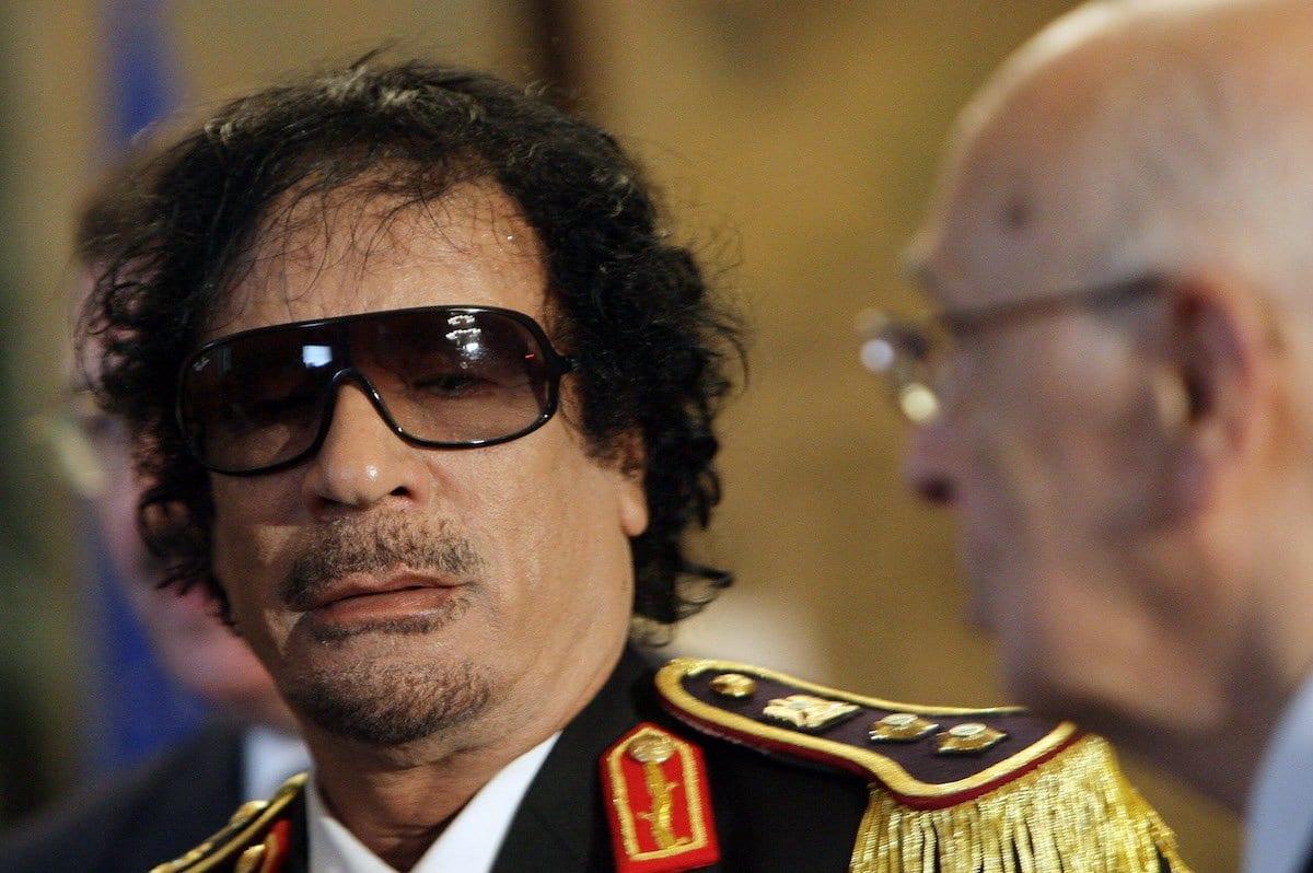 Las finanzas de Gadafi podrían salvar el nuevo presupuesto de Libia