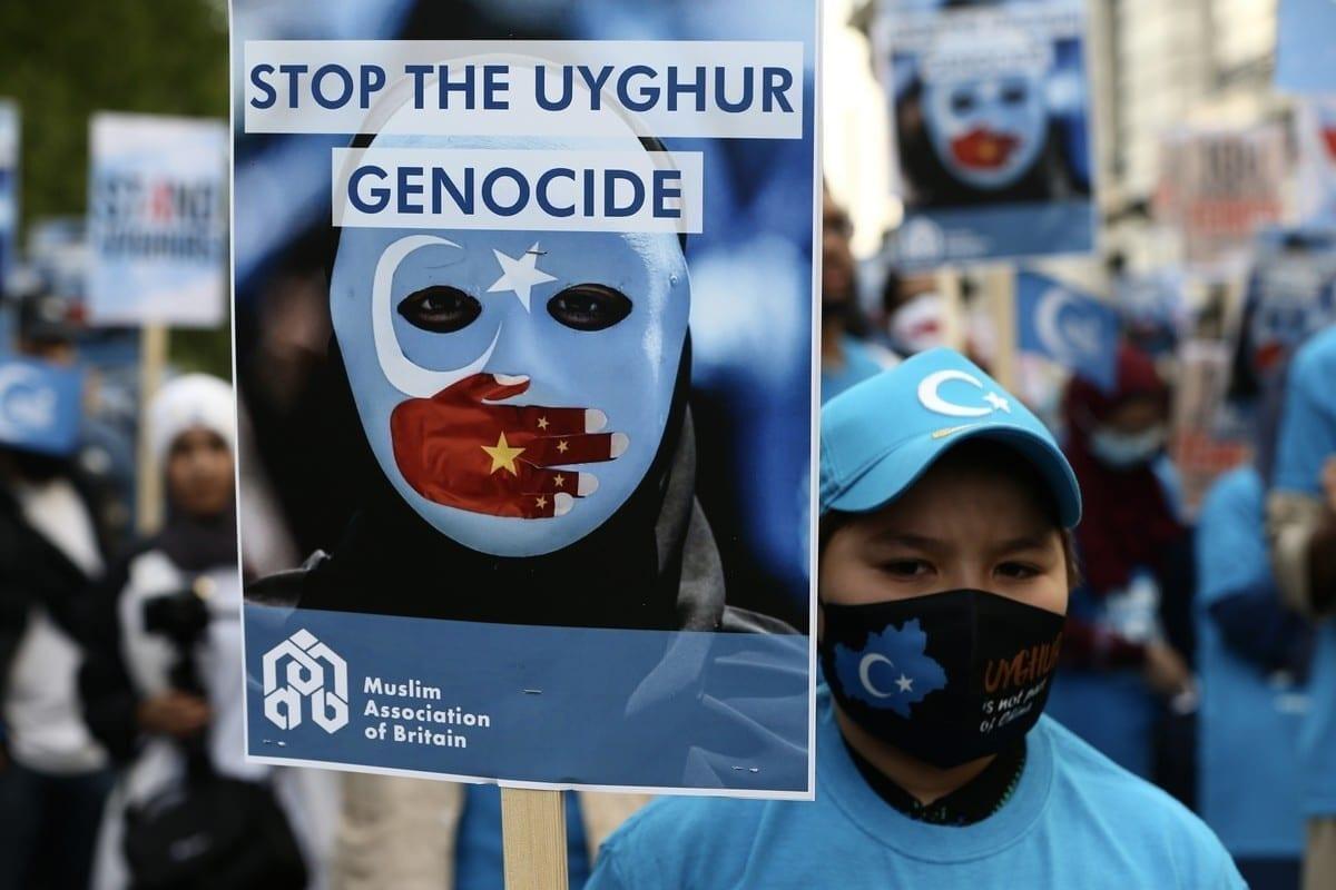 Israel no engaña a nadie defendiendo a los musulmanes uigur; su interés es evidente