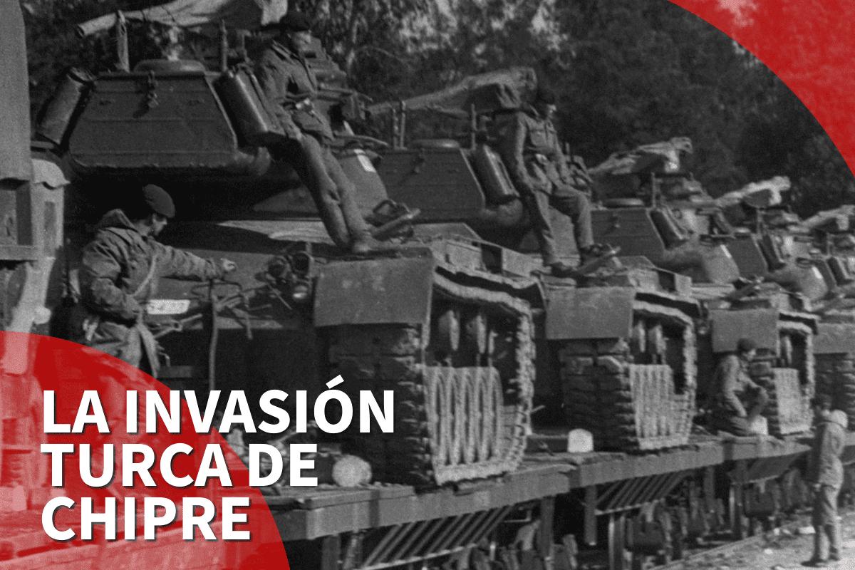 Recordando la invasión de Chipre por parte de Turquía