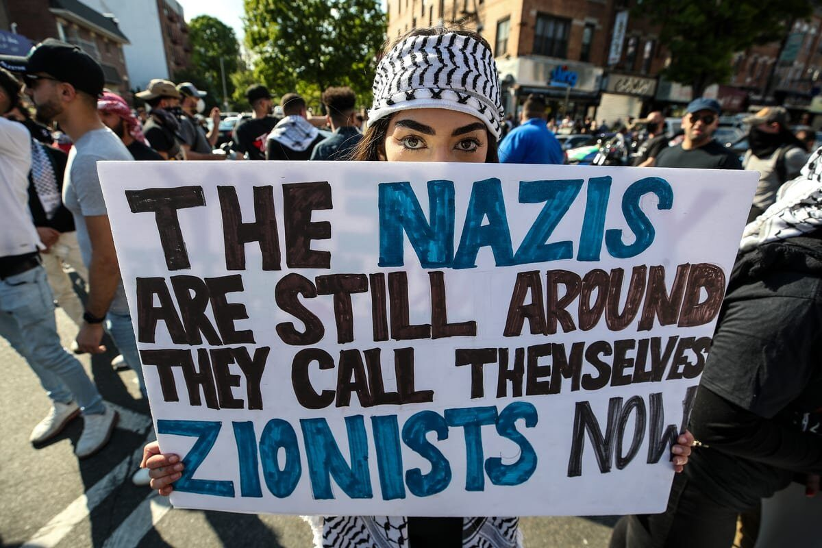 La discreta rebelión de los judíos de EE.UU. contra Israel es buena para los palestinos