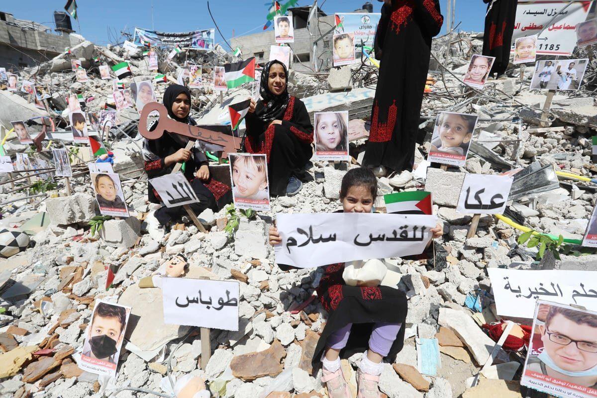 ¿Se dirigen los palestinos de Gaza e Israel hacia un nuevo enfrentamiento?