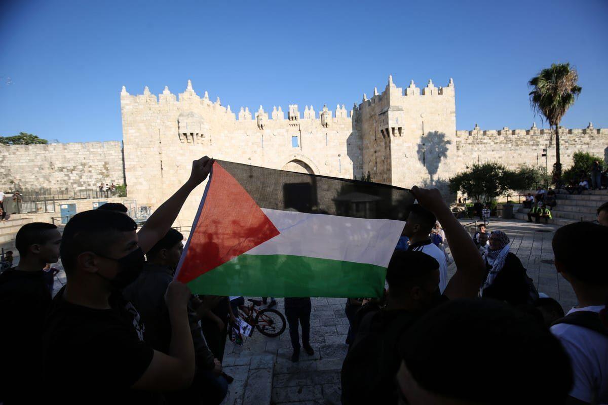 El 77% de los habitantes de la Ciudad Vieja de Jerusalén son musulmanes