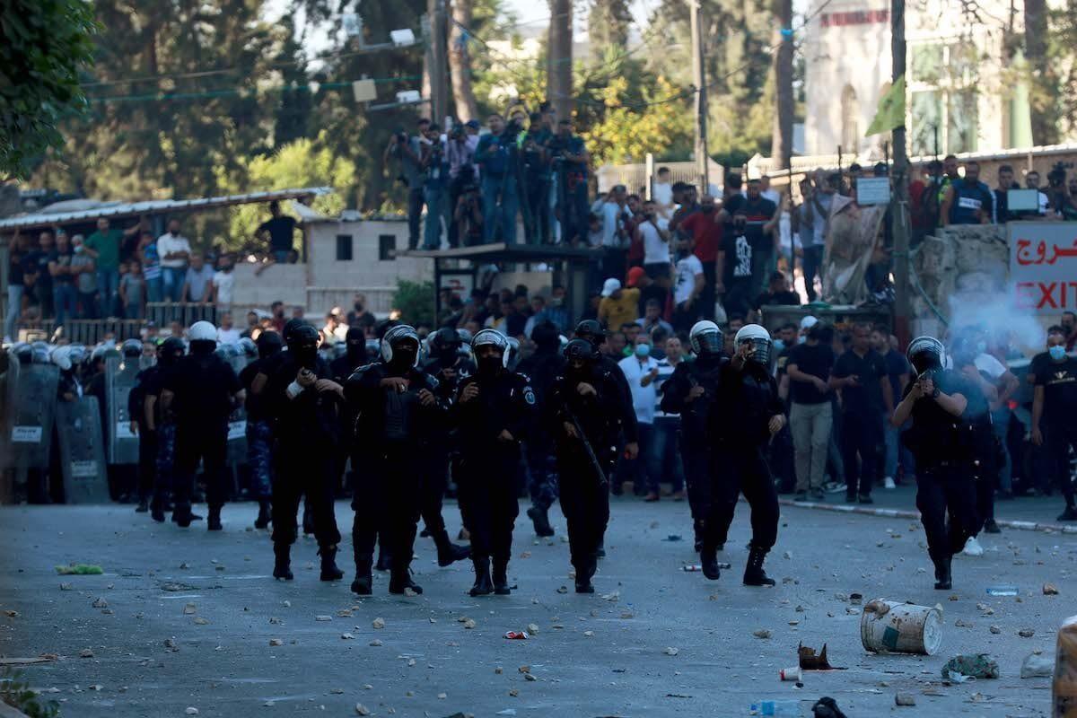 En respuesta a la verdad expuesta, la Autoridad Palestina intensifica su violenta represión