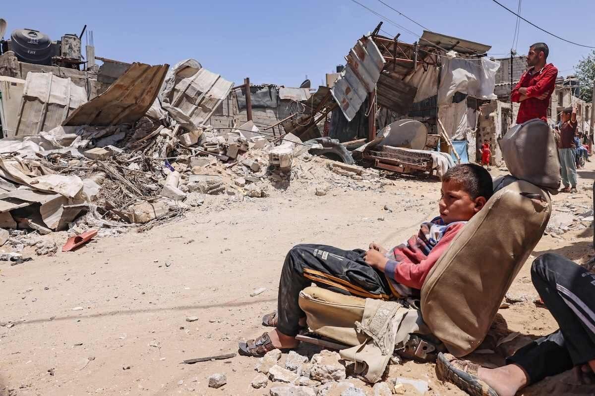 """La ONU sólo está """"profundamente preocupada"""" por proteger a Israel"""