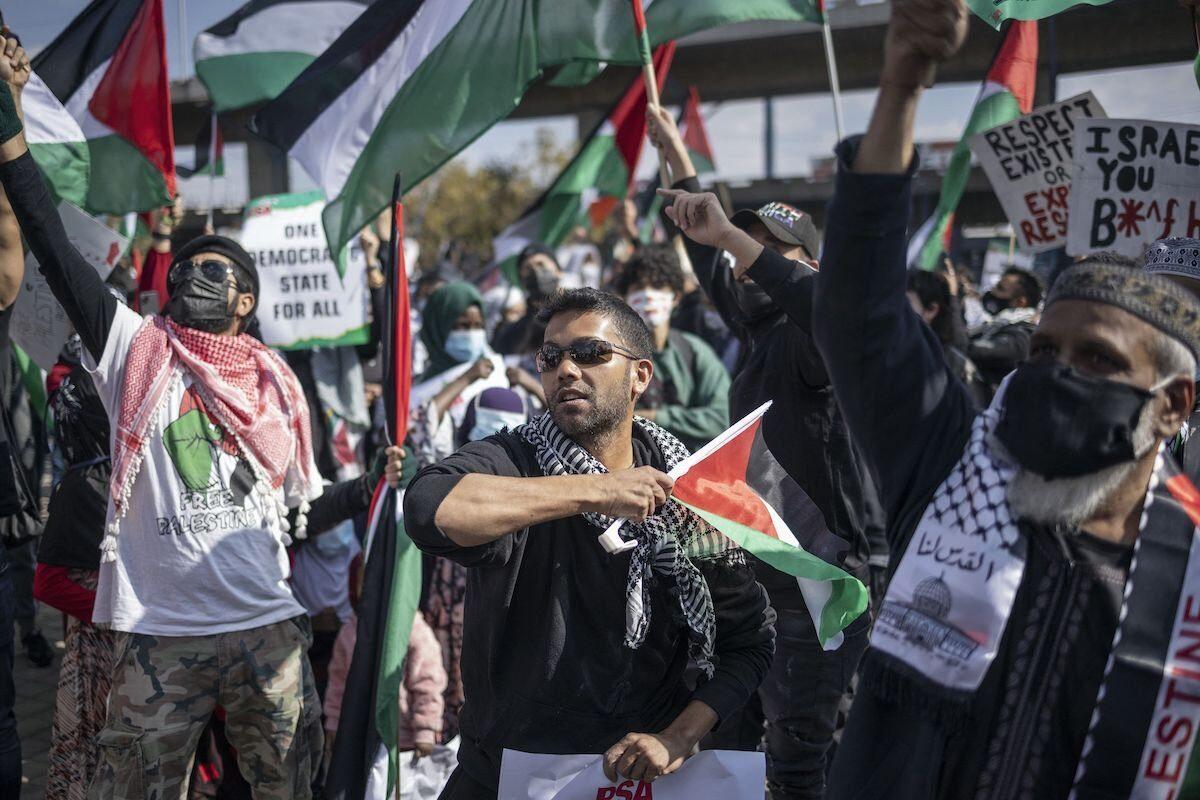 La invitación por la puerta trasera de la Unión Africana a Israel ha traicionado a los palestinos