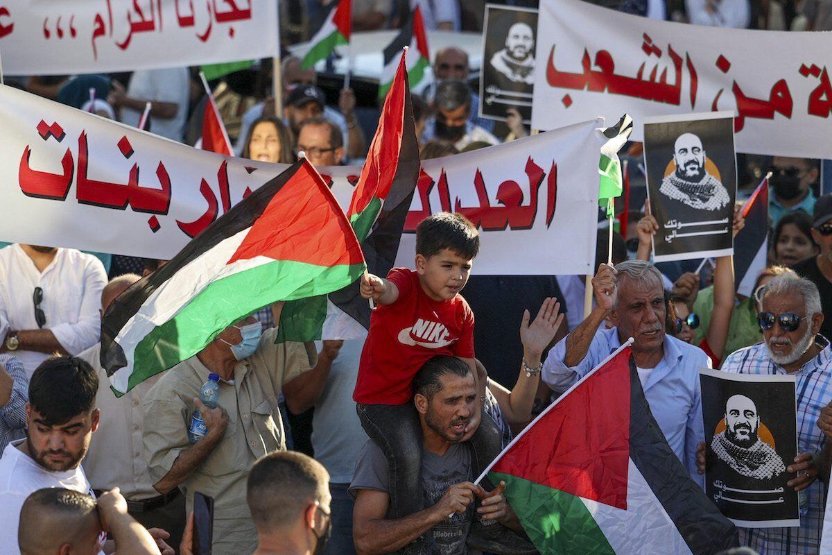 Problemas de relaciones públicas de Israel y la Autoridad Palestina