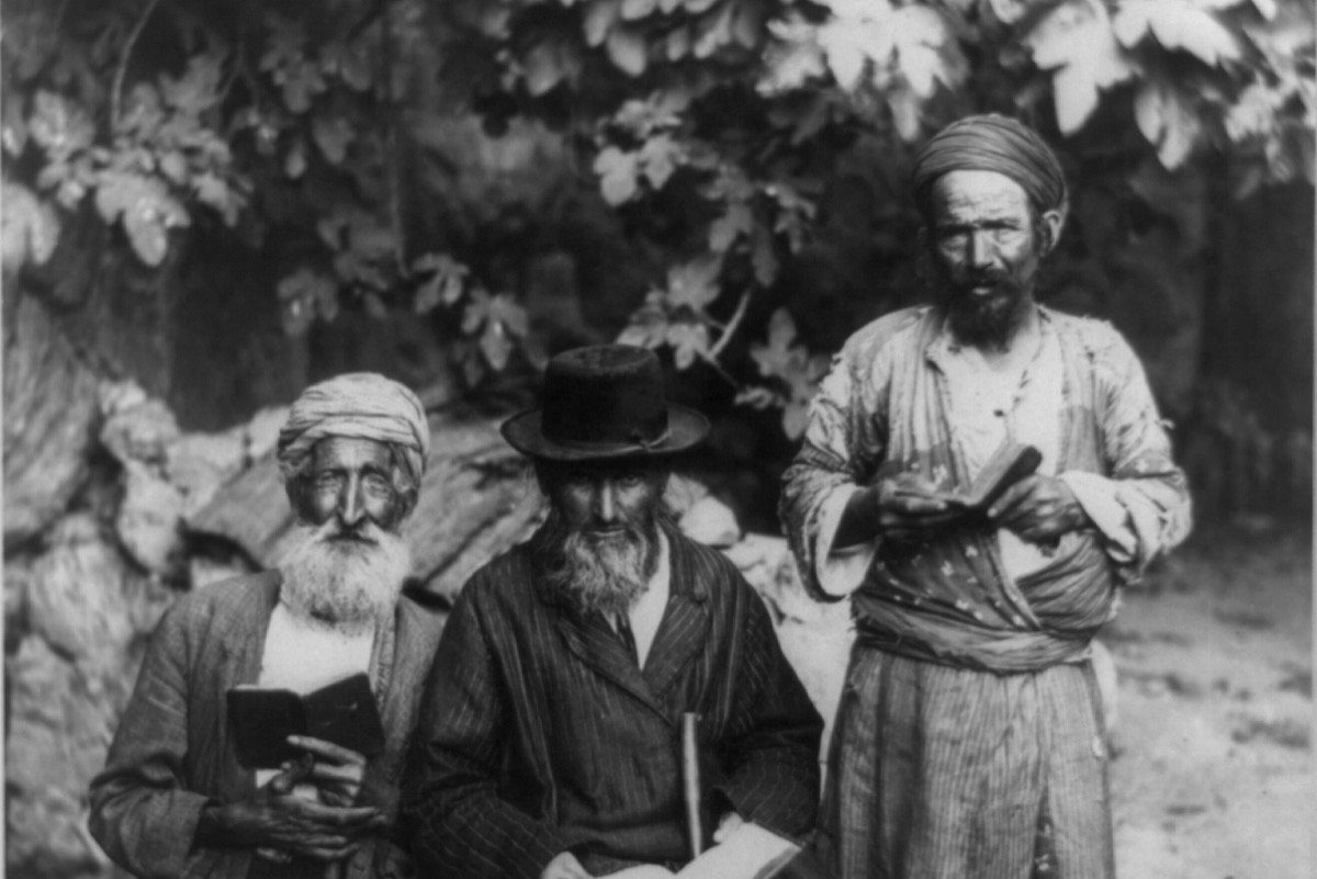 La masacre de judíos en 1929 en Hebrón es un microcosmos del conflicto