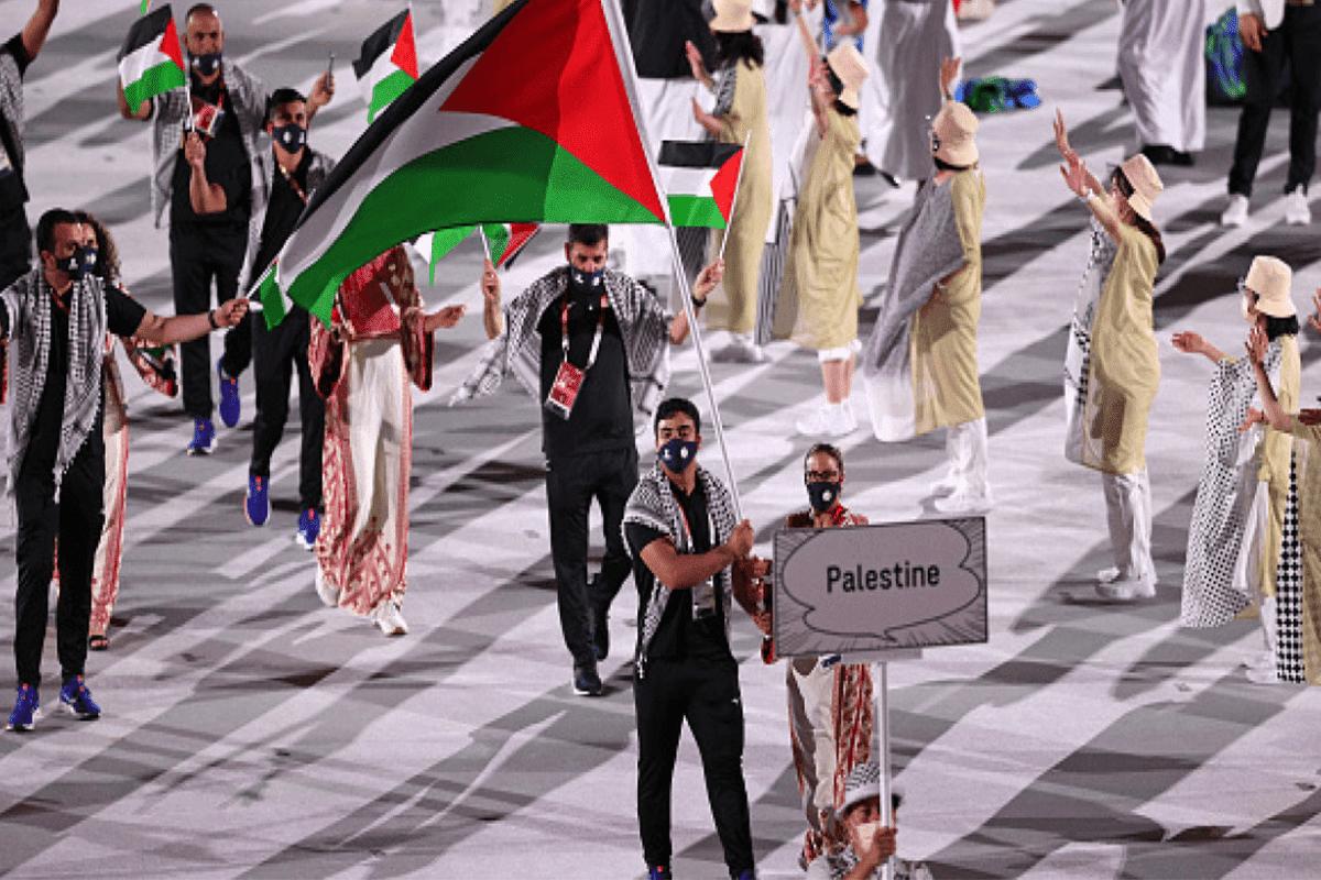 La política de los vítores y abucheos: Sobre Palestina, la solidaridad y los Juegos Olímpicos de Tokio