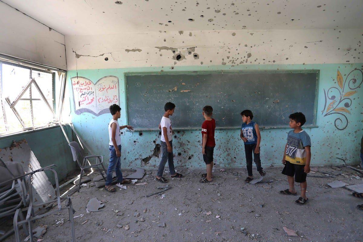 Israel debe rendir cuentas por sus crímenes contra los niños palestinos