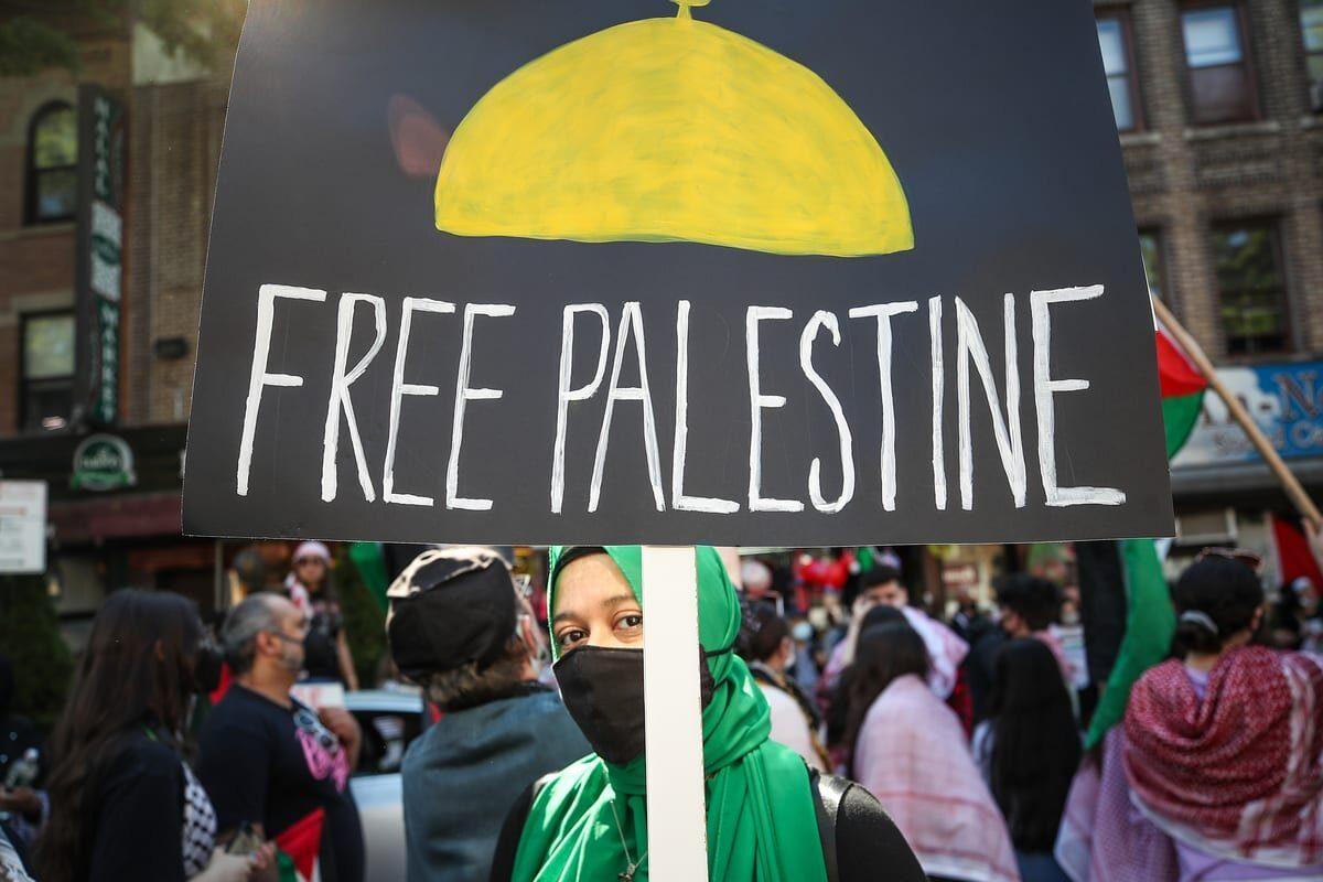 Los palestinos ya son libres; somos nosotros los cautivos del sionismo