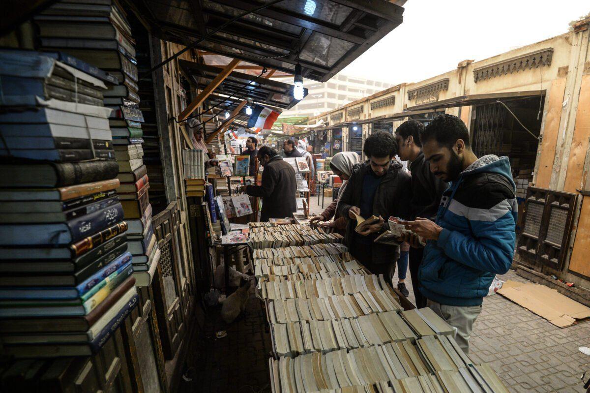 En Egipto es un delito leer libros